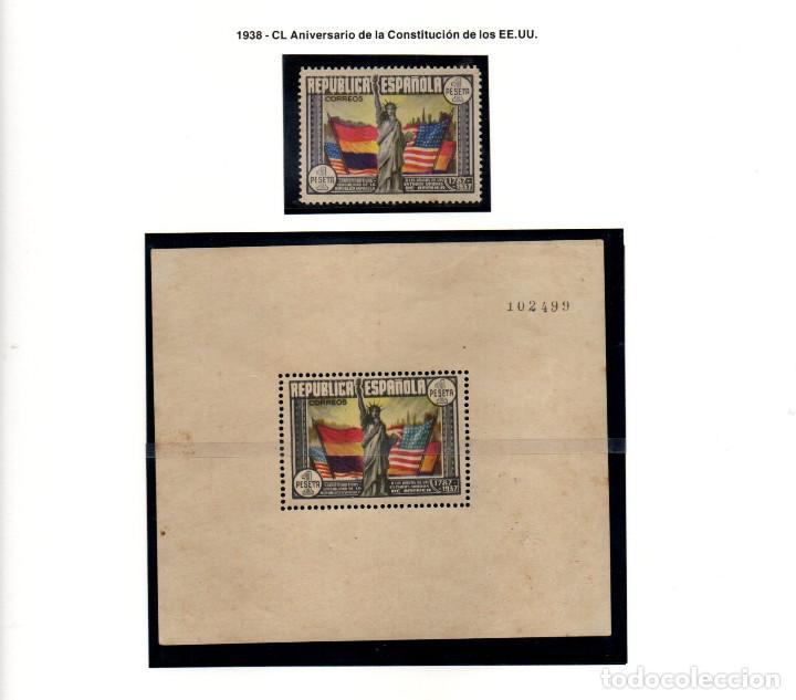 EDIFIL 763 Y 764 NUEVOS Y SIN CHARNELA. PRECIO INFERIOR AL CATÁLOGO. (Sellos - España - Guerra Civil - De 1.936 a 1.939 - Nuevos)