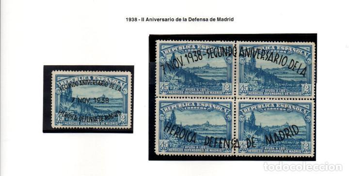 EDIFIL 789 Y 790 NUEVOS Y SIN CHARNELA. (Sellos - España - Guerra Civil - De 1.936 a 1.939 - Nuevos)