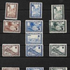 Sellos: BILBAO 1937 - 19 JUNIO 1938 * - 14/30. Lote 184144517