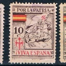 Sellos: ESPAÑA LA CORUÑA FESOFI 9 USADO 9 MNG 10 MH*. Lote 186462615