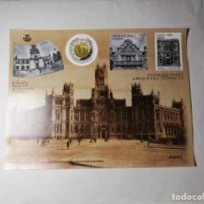 Sellos: FELICITACION CENTRO FILAT NACIONAL A SUS ABONADOS. Lote 190470130