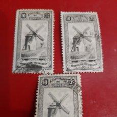 Sellos: MUTUALIDAD CORREOS APORTACIONES VOLUNTARIAS 10 CTMOS. Lote 191568625