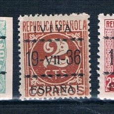 Sellos: ESPAÑA SELLOS NACIONALISTAS VITORIA 1/3/10 MNH**. Lote 192010885