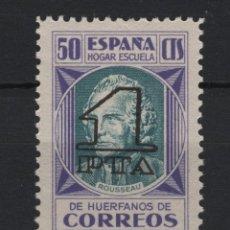 Sellos: TV_001/ ESPAÑA SELLOS NUEVOS EMITIDOS DURANTE LA GUERRA CIVIL. Lote 193365482