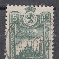 Sellos: ZARAGOZA AÑO 1936 GALVEZ 784 PRO AVION. USADO (1219). Lote 193443863