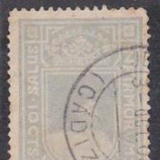 Sellos: ESPAÑA.- VIÑETA PRO TUBERCULOSOS DE 1906 MATASELLO DE JEREZ DE LA FRONTERA.. Lote 194360272