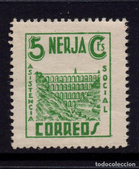 NERJA GALVEZ 514** - AÑO 1937 - ASISTENCIA SOCIAL (Sellos - España - Guerra Civil - Locales - Nuevos)