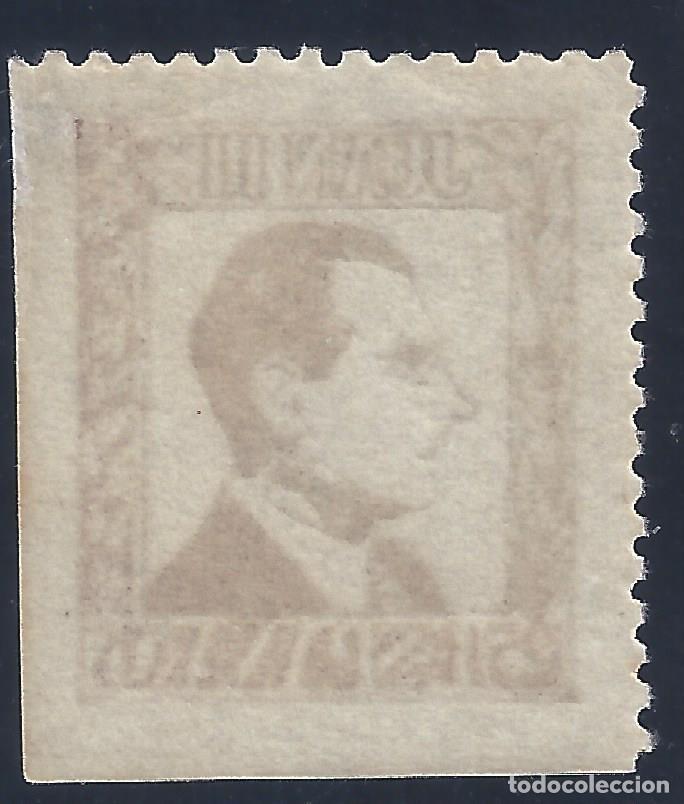 Sellos: JUAN III. DON JUAN DE BORBÓN. MNH ** - Foto 2 - 194965908