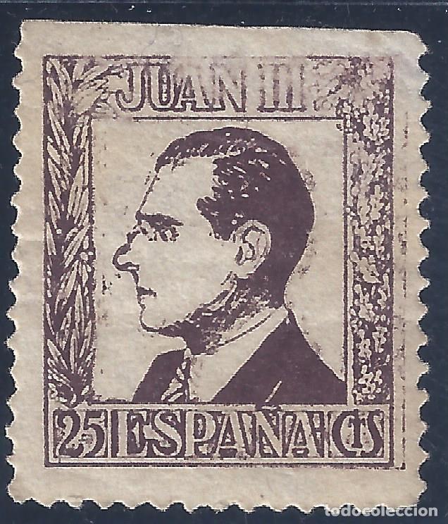 Sellos: JUAN III. DON JUAN DE BORBÓN. MNH ** - Foto 2 - 194966033