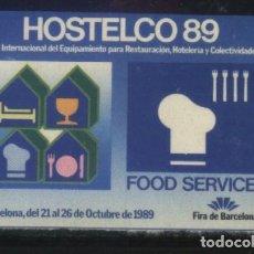 Sellos: S-4804- BARCELONA. HOSTELCO 89. Lote 194980012
