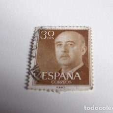 Sellos: FILATELIA SELLO DE 30 CTS DE FRANCO. Lote 195104521
