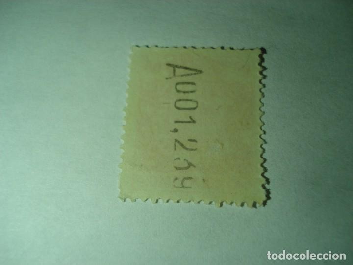 Sellos: TIMBRE ESPECIAL MOVIL 60 CENTIMOS - Foto 2 - 195124491