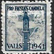 Francobolli: VIÑETA Nº 62 NUEVA. Lote 197856843