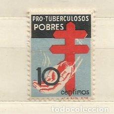 Sellos: ESPAÑA.PRO TUBERCULOSOS.EDIFL Nº 840 ** NUEVOS SIN FIJASELLOS.MUY BUEN CENTRAJE.VALOR EDIFIL 40 €. Lote 198503568