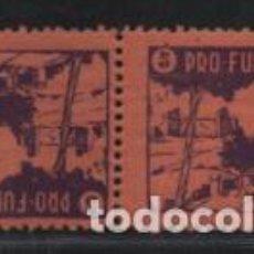 Sellos: FUENGIROLA.- MALAGA- 5 CTS,PAREJA CAPICUA -PRO MUNICIPIO- VER FOTO. Lote 198572945