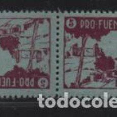 Sellos: FUENGIROLA.- MALAGA- 5 CTS,PAREJA CAPICUA -PRO MUNICIPIO- VER FOTO. Lote 198572975