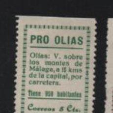 Sellos: OLIAS.MALAGA,- 5 CTS,-PRO OLIAS-VER FOTO. Lote 198574741