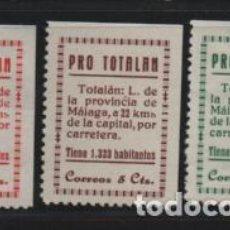 Sellos: TOTOLAN.MALAGA,- 5 CTS,-PRO TOTOLAN-VER FOTO. Lote 198574871