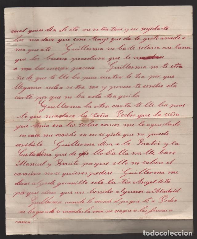 Sellos: CARTA Y SOBRE DE MADRID A BADAJOZ, APARTADO PARTICULAR-, MARZO 1938, VER FOTOS - Foto 4 - 200784681