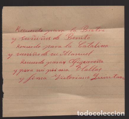 Sellos: CARTA Y SOBRE DE MADRID A BADAJOZ, APARTADO PARTICULAR-, MARZO 1938, VER FOTOS - Foto 6 - 200784681