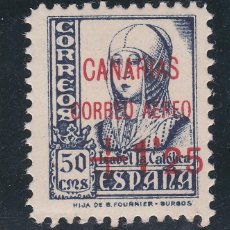 Sellos: ESPAÑA.- CANARIAS PATRIOTICO Nº 29 NUEVO SIN CHARNELA.. Lote 235621880