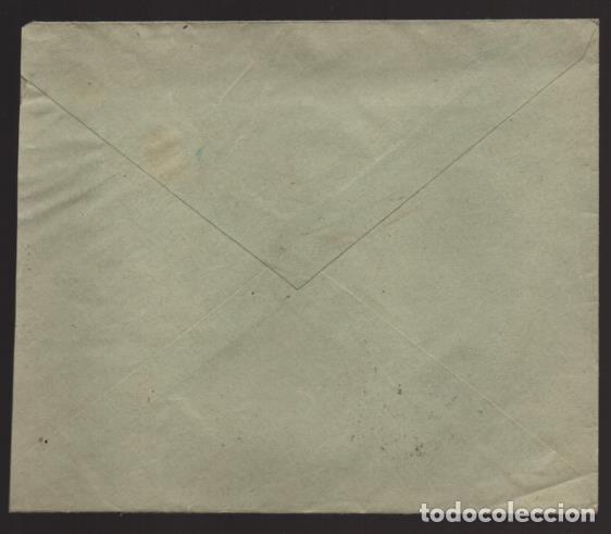 Sellos: ENCINASOLA A ARACENA- SELLO BENEFICENCIA 5 CTS.SOBRE CARTA CIRCULADA,-RRR- C.M. CORTEGANA-VER FOTOS - Foto 3 - 203017098