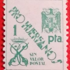 Sellos: SELLO PRO HUERFANOS, 1 PTA. Lote 203336438