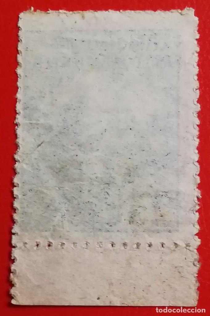 Sellos: SELLO PRO-COMBATIENTES CASTELLON, 25 CTS - Foto 2 - 203337648