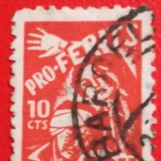 Sellos: SELLO PRO-FERITS RADI XI PSU 10 CTS. Lote 203411128