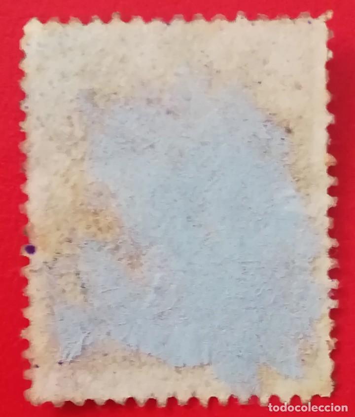 Sellos: SELLO CONSEJO DE ASTURIAS Y LEON ESPAÑA PREFIERE MORIR DE PIE A VIVIR DE RODILLAS, 5 CTS - Foto 2 - 203548923