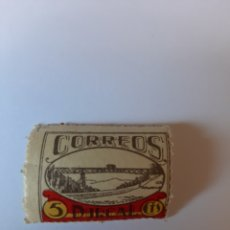 Sellos: CORREOS DURCAL 5 CTS .FILATELIA COLISEVM. Lote 204672957