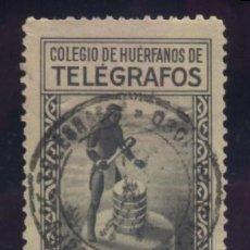 Sellos: S-4925- COLEGIO DE HUERFANOS DE TELEGRAFOS. Lote 205552381