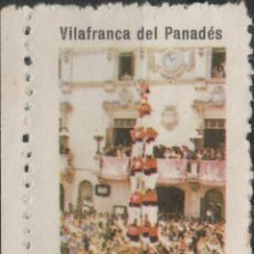 Sellos: LOTE (13) VIÑETA VILLAFRANCA DEL PENEDES. Lote 207184505