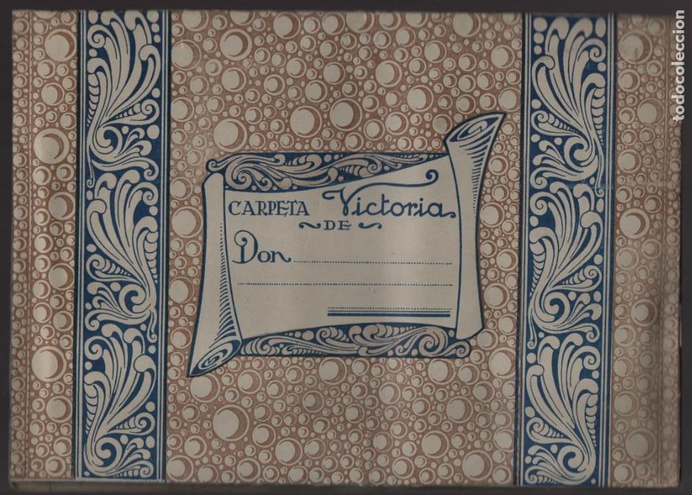 Sellos: CARPETA CON 40 CARTAS Y SOBRE- VICTORIA ESPECIAL- NUEVAS COMPLETA- VER FOTOS - Foto 2 - 208471892