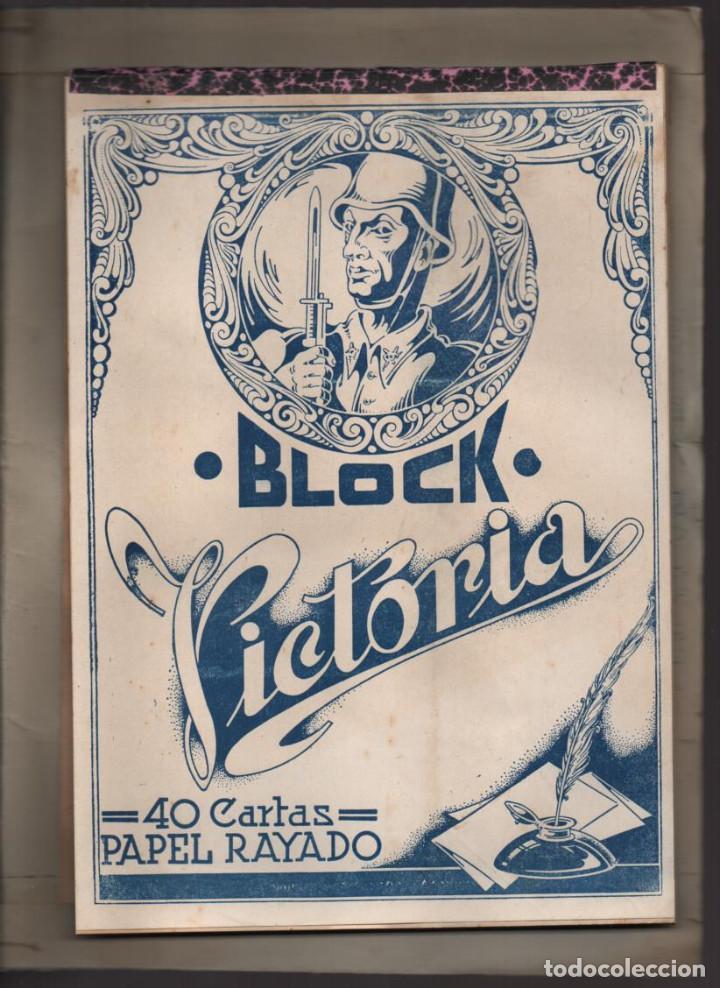Sellos: CARPETA CON 40 CARTAS Y SOBRE- VICTORIA ESPECIAL- NUEVAS COMPLETA- VER FOTOS - Foto 3 - 208471892