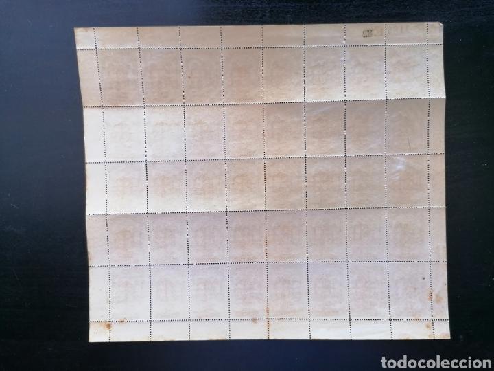 Sellos: España Guerra Civil Beneficiencia Edifil 21 hoja original de 80 sellos nuevo - Foto 2 - 210397751