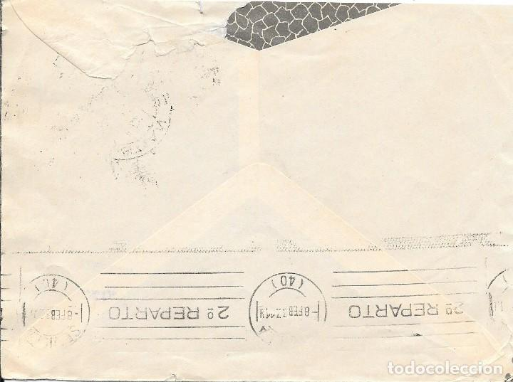 Sellos: EDIFIL 686 + CRUZADA CONTRA EL FRIO. DE SAN SEBASTIAN A SEVILLA. 1937 - Foto 2 - 210472243