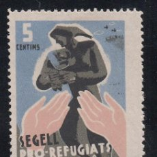 Timbres: PRO REFUGIATS, 5 CTS (ALL. 3460 ),. Lote 212800168