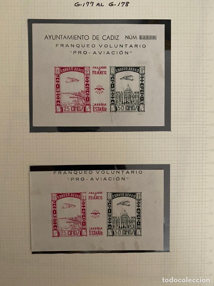 Sellos: Colección sellos locales y beneficencia guerra civil - Foto 7 - 218859265