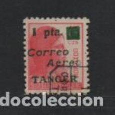 Sellos: TANGER.- 1 PTA,-CORREO AEREO TANGER- VER FPOTO. Lote 219649113