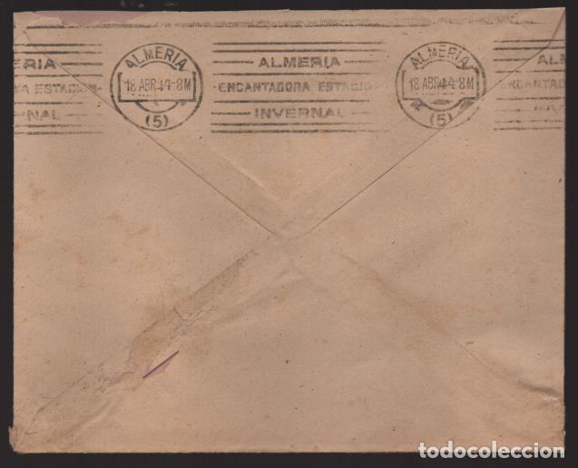 Sellos: CANTORA- ALMERIA- CARTA COMERCIAL- VER FOTO - Foto 2 - 221096056