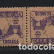 Sellos: FUENGIROLA-MALAGA- PAREJA CAPICUA, --PRO FUENGIROLA- VER FOTO. Lote 221100151
