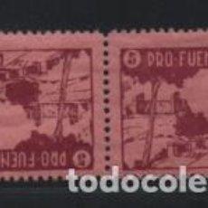 Sellos: FUENGIROLA-MALAGA- PAREJA CAPICUA, --PRO FUENGIROLA- VER FOTO. Lote 221100286
