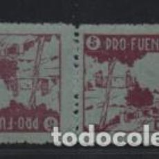 Sellos: FUENGIROLA-MALAGA- PAREJA CAPICUA, --PRO FUENGIROLA- VER FOTO. Lote 221100352