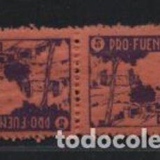 Sellos: FUENGIROLA-MALAGA- PAREJA CAPICUA, --PRO FUENGIROLA- VER FOTO. Lote 221100402
