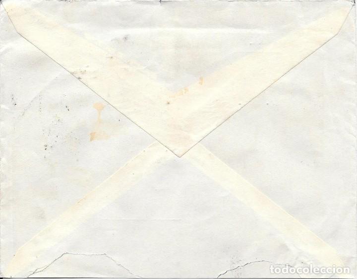 Sellos: AUXILIO DE INVIERNO ARQUERO. EDIFIL 806 - 816 TRES. DE VIGO A SAN SEBASTIAN 1937 - Foto 2 - 221441645