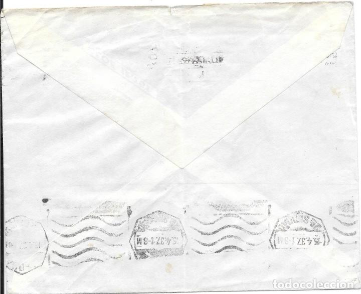 Sellos: AUXILIO DE INVIERNO ARQUERO. EDIFIL 806 - 681. DE SAN SEBASTIAN A LISBOA - PORTUGAL 1937 - Foto 2 - 221442650