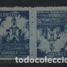 Sellos: FUENGIROLA, 5 CTS,- PAREJA CAPICUA.- ..- VER FOTO. Lote 221445145