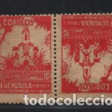 Sellos: FUENGIROLA, 5 CTS,- PAREJA CAPICUA.- ..- VER FOTO. Lote 221445190