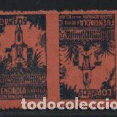 Sellos: FUENGIROLA, 5 CTS,- PAREJA CAPICUA.- ..- VER FOTO. Lote 221445245